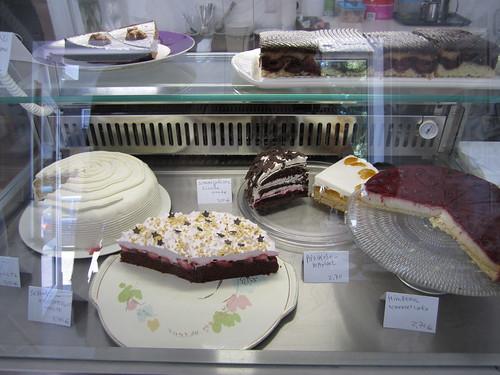 Cafe Vux Desserts