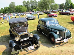 Classic Car show in Mariestad Sweden #13