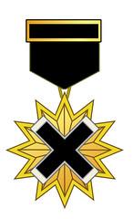 Medalla Negra