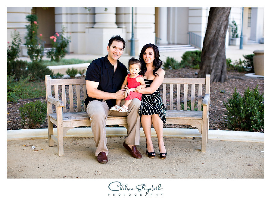 Pasadena Family Portrait Photographer