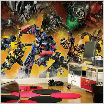 Transformers Wallpaper Decals