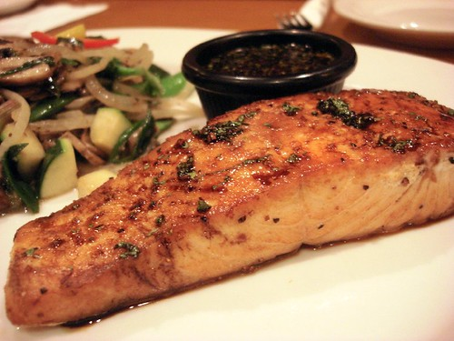 CPK Norwegian ginger salmon 1