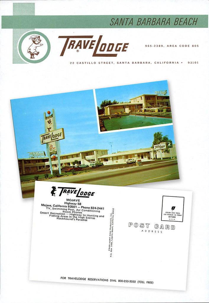 Travel Lodge stationary_tatteredandlost