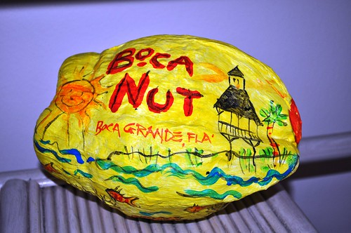 Boca Nut Found in Boca Grande Condo, Florida