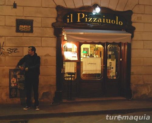 El Pizzaioulo - Florença
