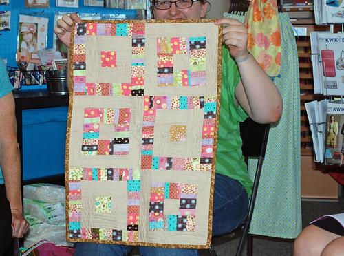 Kristie's Mini Quilt