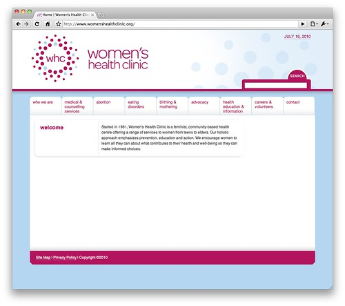 Womenshealthclinic.org