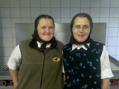 My Hutterite hosts