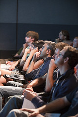 Screenwriter Jim Jennewein visits VFS