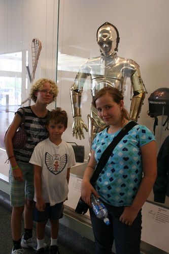 7/16/10 - Found C3PO at American History