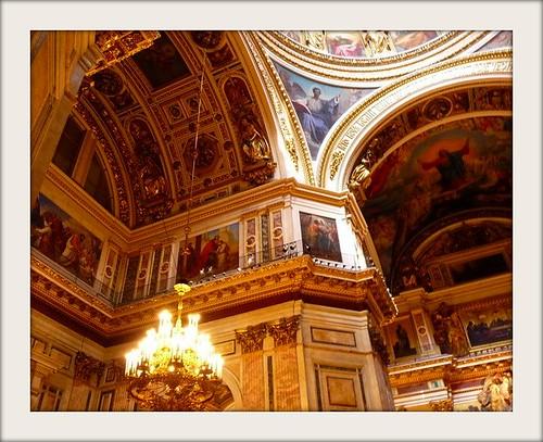 Saint Isaac's Cathedral - Исаа́киевский Собо́р