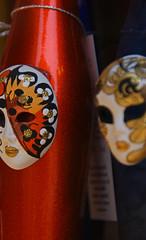 Grappa masks (CrowMDF) Tags: venice italy bottle mask july 2010 grappa