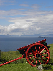 Folk Museum 1 (g crawford) Tags: skye island scotland farm farming lewis scottish western harris westernisles crawford scots hebrides farmmachinery folkmuseum kilmuir kilmuirfolkmuseum