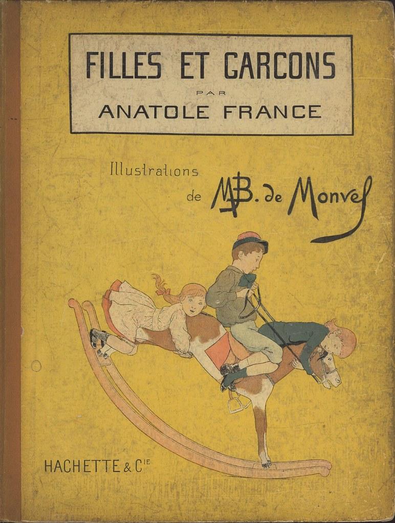 Filles et Garçons Scènes de la Ville et des Champs - cover