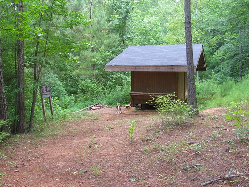 Choccolocco Watershed Shelter