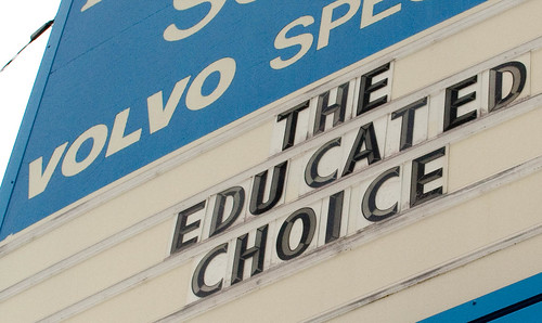The Educated Choice