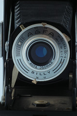 Agfa Billy I (Andrys Stienstra) Tags: camera billy agfa folding rolfilm klapcamera