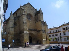 CORDOBA, SPAIN - Santa Marina church/ ,  -  - (Miami Love 1) Tags: espaa church spain iglesia andalucia spanish cordoba  andalucian