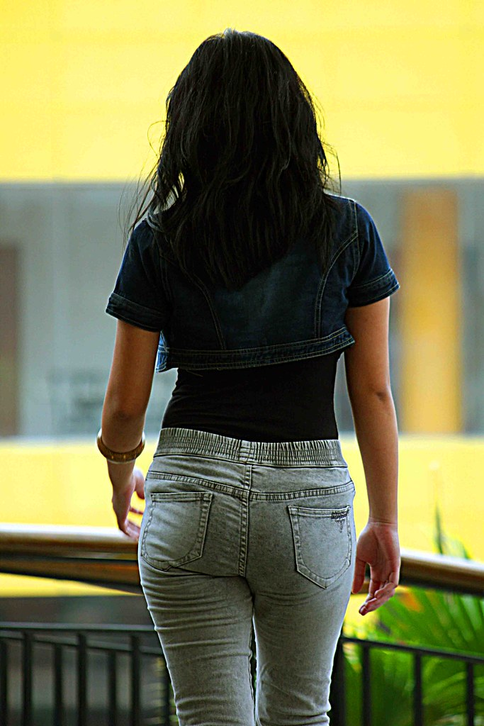 Asses tight jeans shorts Butts Cameltoes 44 - I Like