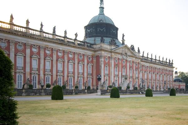 Новый Дворец Потсдам