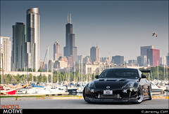 Greddy Twin Turbo Nissan 350z (jeremycliff) Tags: blue cliff chicago black work canon project magazine japanese illinois downtown nissan performance fast twin sigma jeremy x turbo article sound motor tt tuner gt carbon custom fiber import motorsports th 350z built cf feature jdm jwt stance enkei greddy nismo cwest projectx dsport jeremycliff myacreativecom photomotive thephotomotivecom