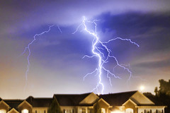 Flash (Jersey JJ) Tags: nature weather nikon hand flash mother bolt lightning held strobe d300