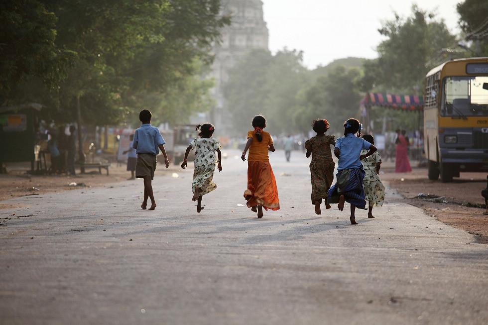 呼吸在印度