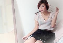 [フリー画像] 人物, 女性, アジア女性, フィリピン人, 201007222100