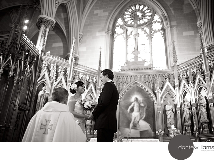 St. Patrick's Old Cathedral Wedding, New York 2