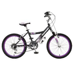 Kawasaki Girl's K20G 20-Inch Bicycle