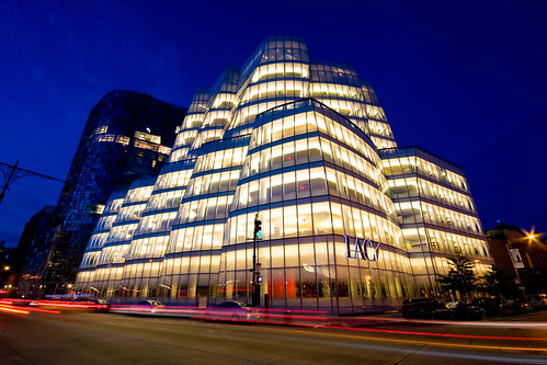 The IAC Building