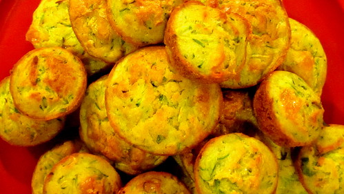 lovely savoury muffins © dan and tuesday