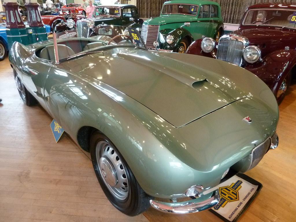 518 XUN - 1955 Arnolt Bristol Deluxe