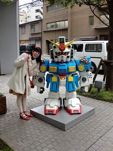 Bandai Building: Gundam