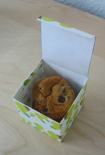 cookies in a box