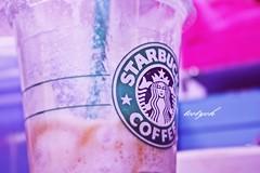 Dani     (tt   ) Tags: coffee starbucks edit pnk