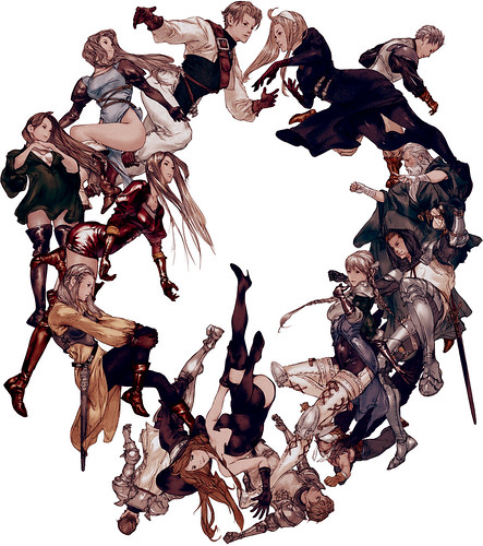 Tactics Ogre: Let Us Cling Together for PSP