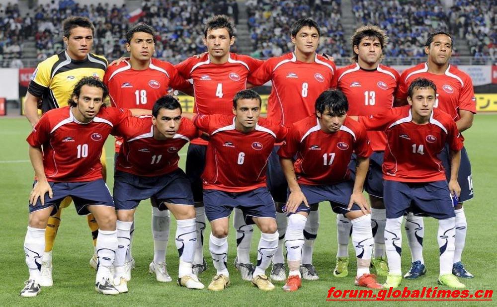 Selección Chilena de Fútbol Wallpapers Pack