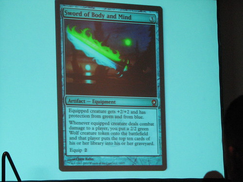 Sword of Body and Mind from From the Vault: Relics