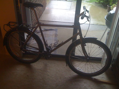 Converting Old Mountain Bike For Road Use Ars Technica Openforum