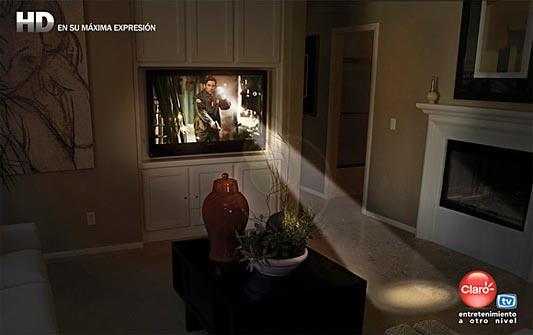 Claro TV, HD en su máxima expresión - Noche en el museo