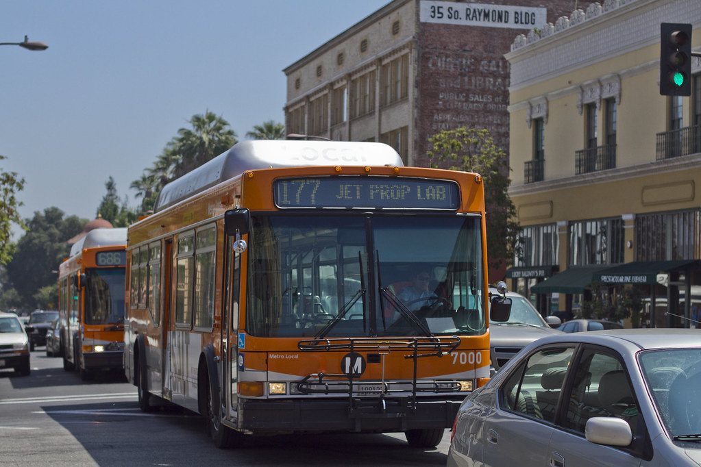 Attend public hearings in August to comment on proposed bus