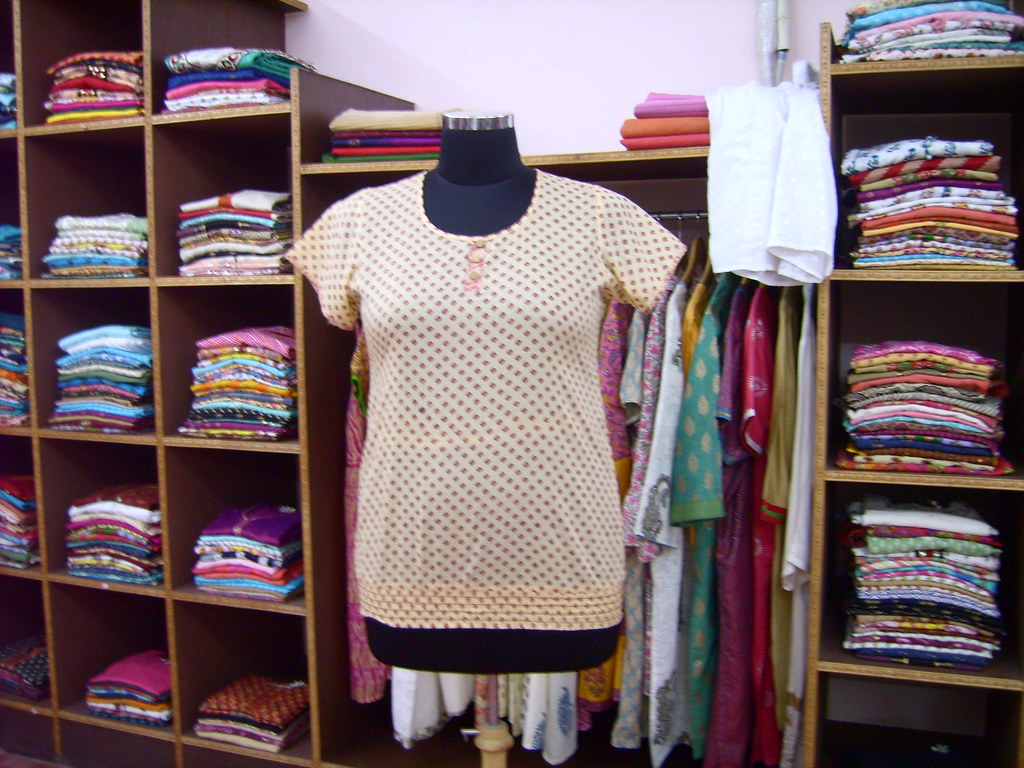 Plus Size Designer Top