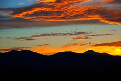Rocky Mountain Ridgeline (Let Ideas Compete) Tags: light sunset red sky mountains color silhouette skyline colorado colorful skies glow sunsets atmosphere ridge glorious hues stunning co essence hue hdr niwot flickrexplore