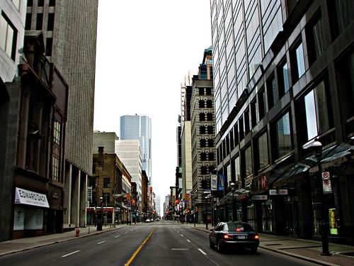Calles de Toronto Foto 2