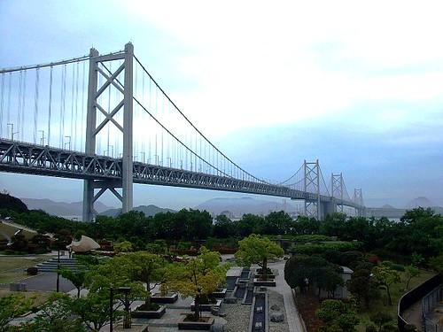 瀬戸大橋 与島PA 画像12