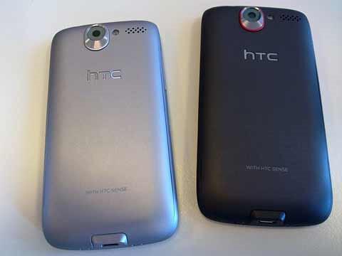"""HTC Desire phảng phất nét thiết kế của """"người anh"""" Google Nexus One 4826144250_0c8dc10417"""