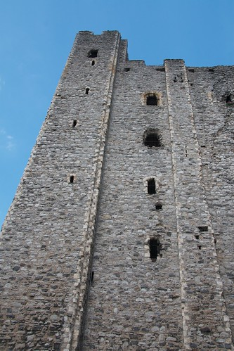 Rochester Castle, By Quentin Stafford-Fraser