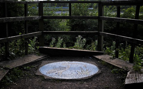 Former Viewing Point Over The Reservoirs