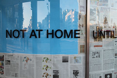 photoset: Alfredo Barsuglia: Not at Home (unfinished). Wittmann 4Viertel